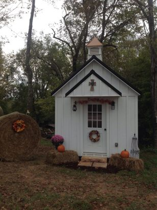 Little Eden Chapel Fall