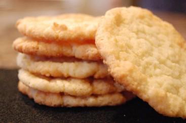 Ouma's Famous Coconut Cookies