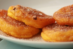 Pumpkin Fritters CS